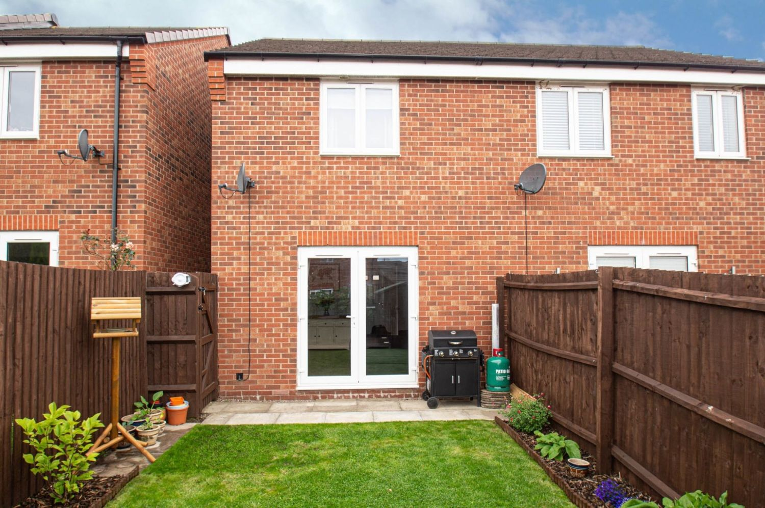 2 bed semi-detached for sale in Bobeche Place, Kingswinford 13