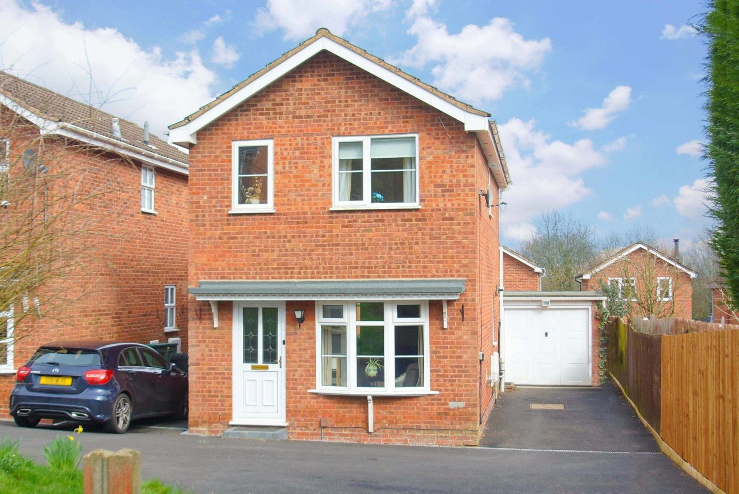 3 bed detached for sale in Painswick Close, Oakenshaw  - Property Image 1
