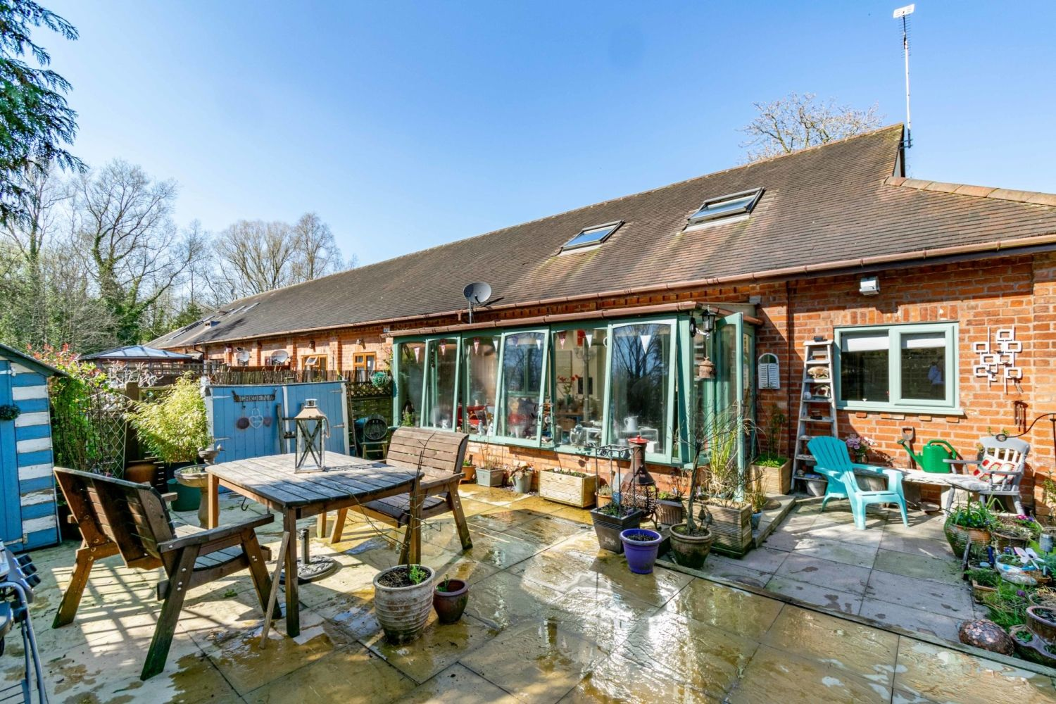 4 bed barn-conversion for sale in Brooklands Lane, Redditch  - Property Image 13