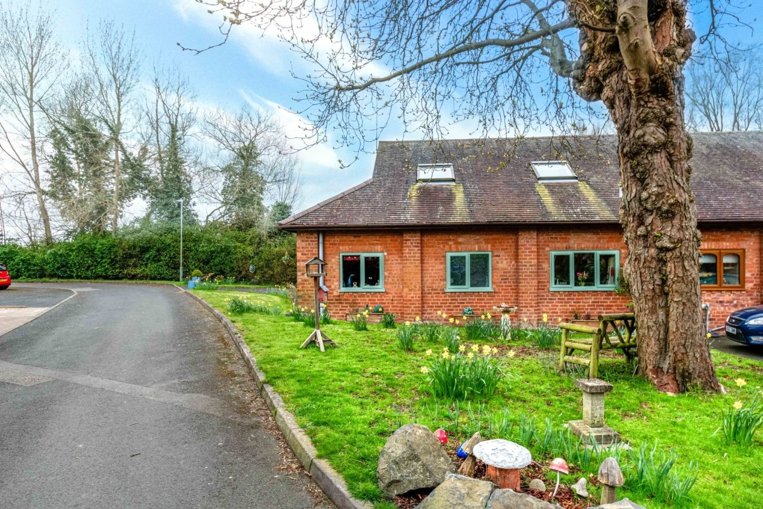 4 bed barn-conversion for sale in Brooklands Lane, Redditch  - Property Image 2