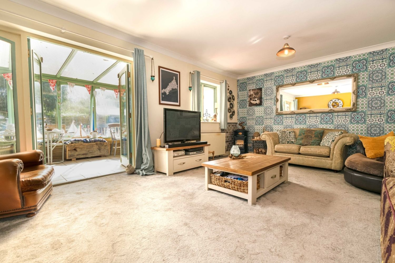 4 bed barn-conversion for sale in Brooklands Lane, Redditch  - Property Image 3