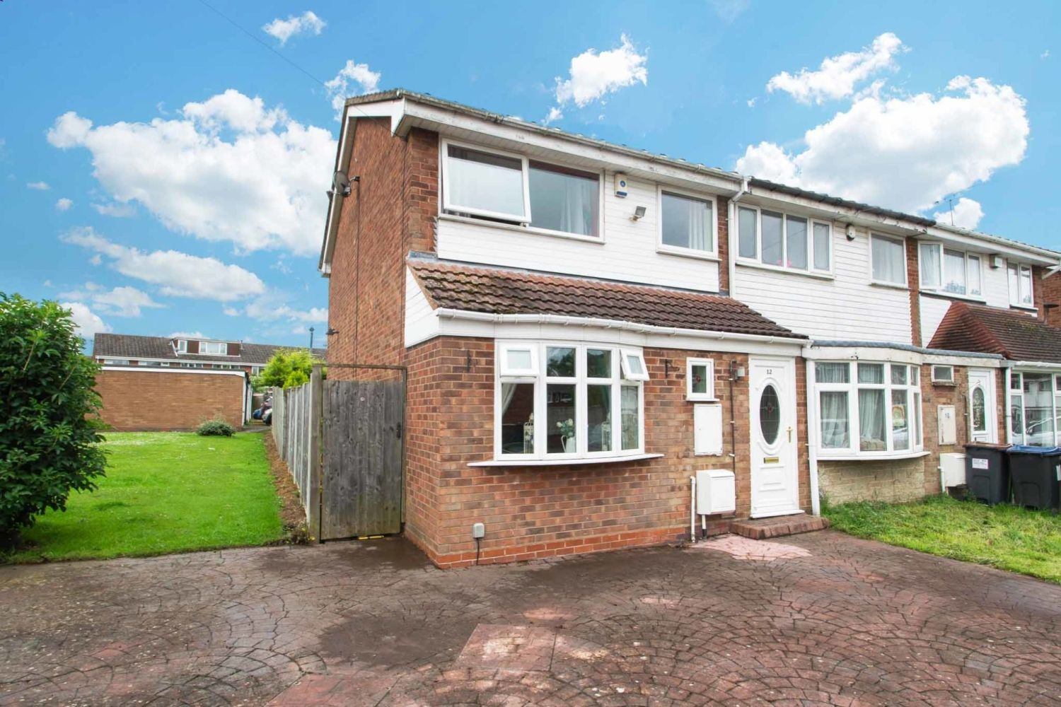 3 bed terraced for sale in Westcombe Grove, Birmingham - Property Image 1