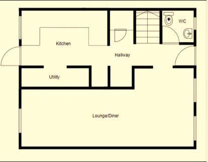3 bed house for sale in Mazzard Close - Property Floorplan