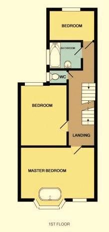 5 bed house for sale in Hills View - Property Floorplan