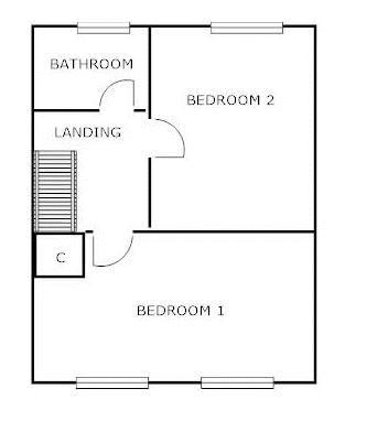 2 bed  to rent in Sowden Park - Property Floorplan