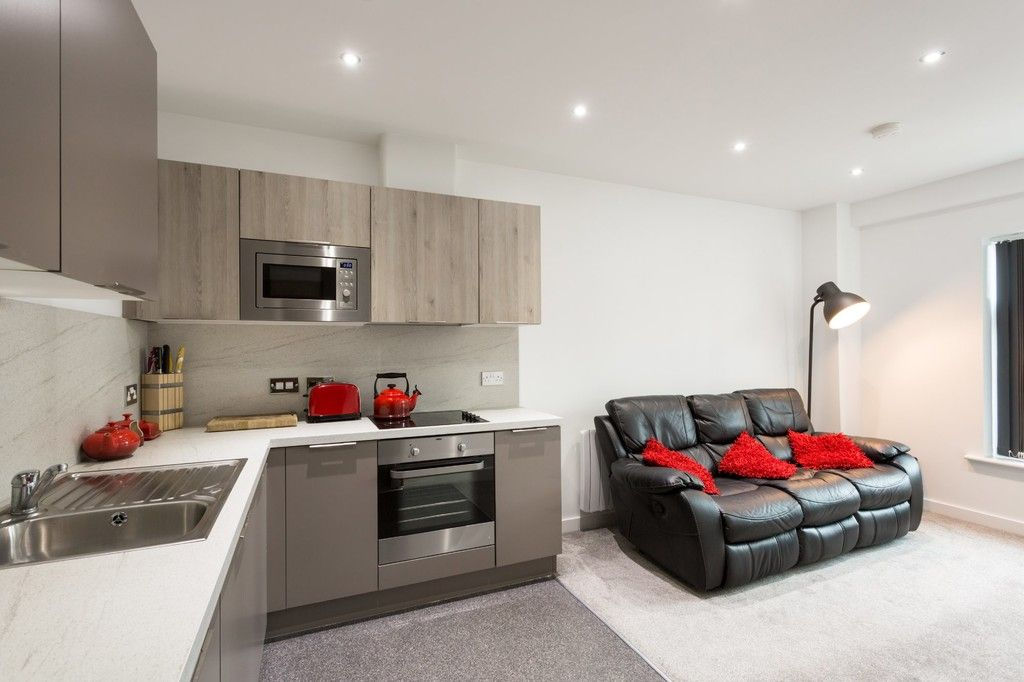 1 bed flat for sale in Foss Place, Foss Islands Road, York, YO31