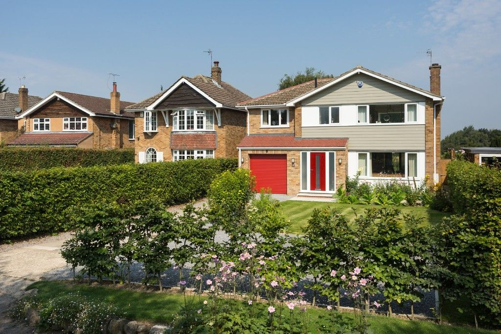 4 bed house for sale in Back Lane, Bilbrough, York, YO23