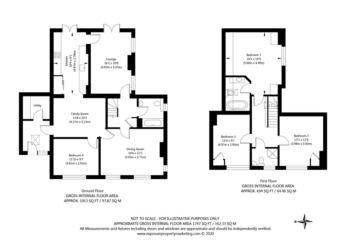 4 bed bungalow for sale in Low Green, Copmanthorpe, York - Property Floorplan