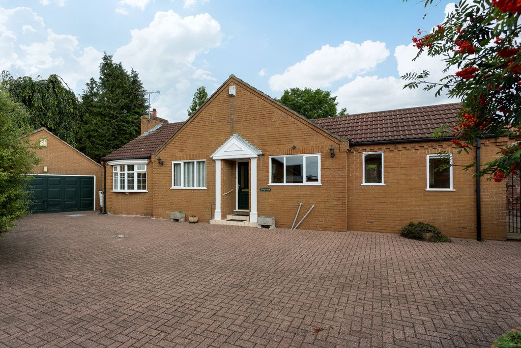 3 bed bungalow for sale in York Road, Acomb, York 1
