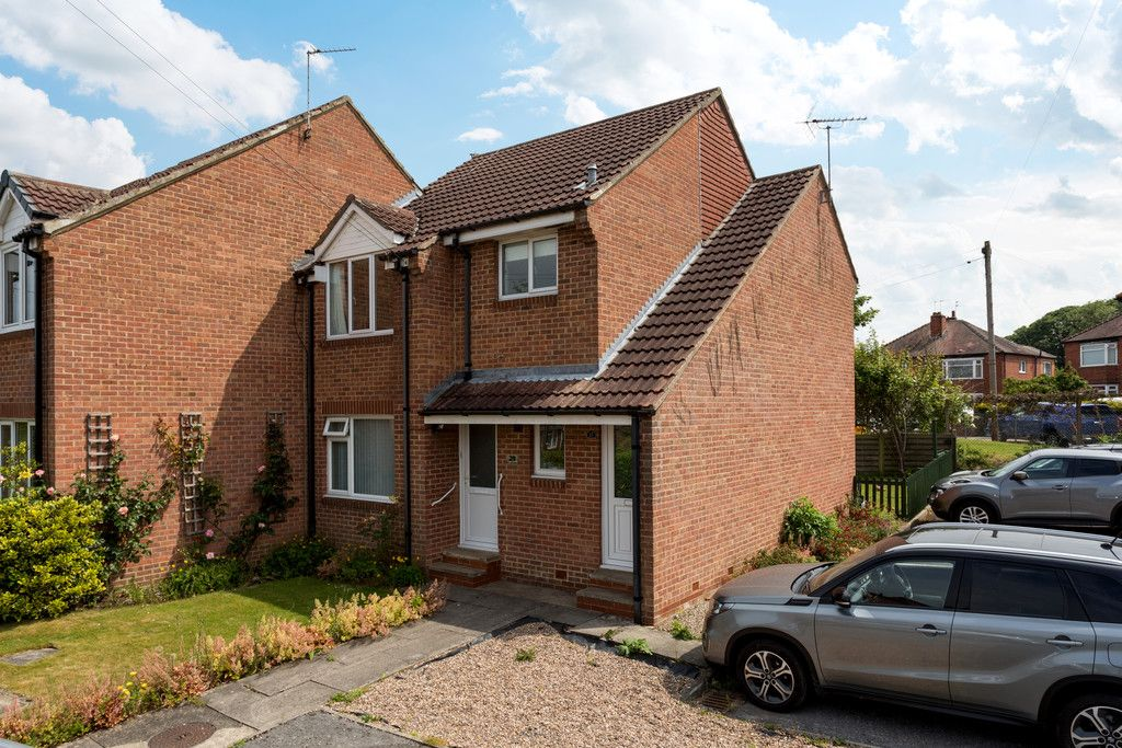 1 bed flat for sale in Kelcbar Close, Tadcaster, LS24