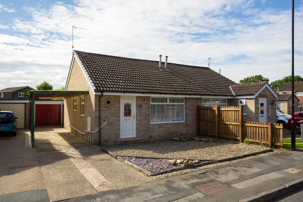 3 bed bungalow for sale in Lowick, York, YO24