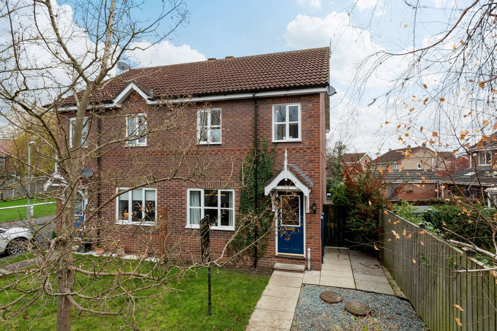 3 bed house for sale in Moorland Gardens, Copmanthorpe, York, YO23