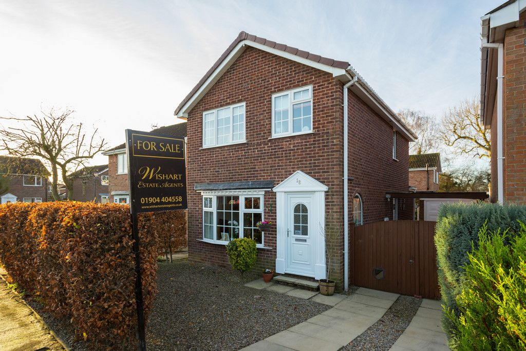 3 bed house for sale in Farmers Way, Copmanthorpe, York, YO23