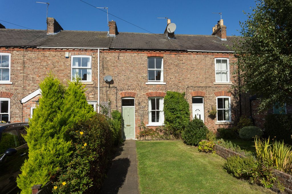 2 bed house for sale in Northfield Terrace, York, YO24