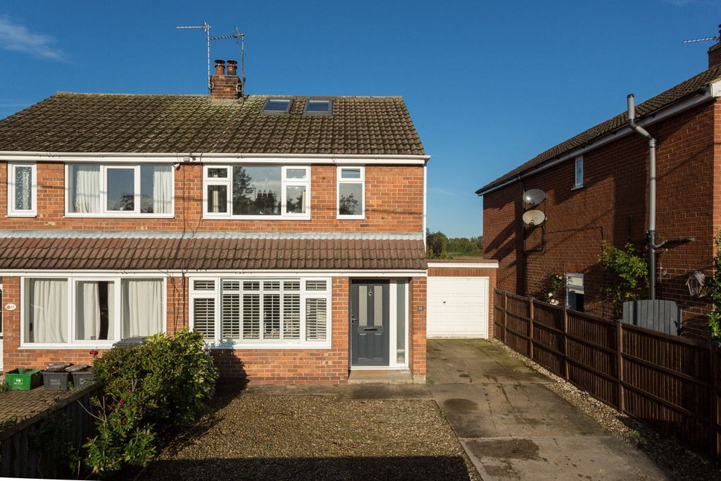 3 bed house for sale in Drome Road, Copmanthorpe  - Property Image 1