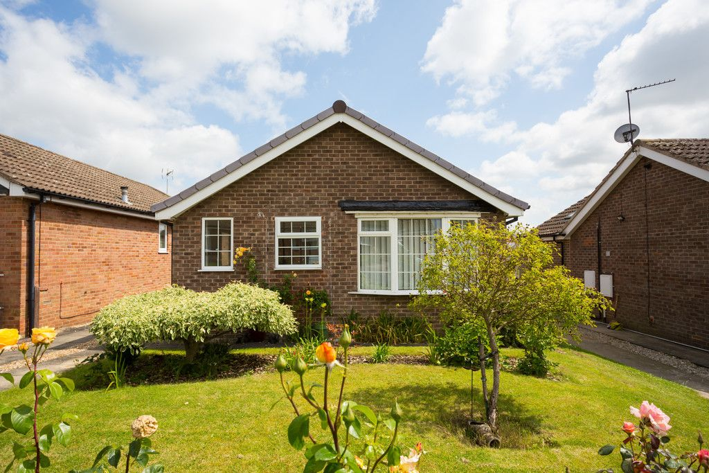 2 bed bungalow for sale in Potters Drive, Copmanthorpe, York 1