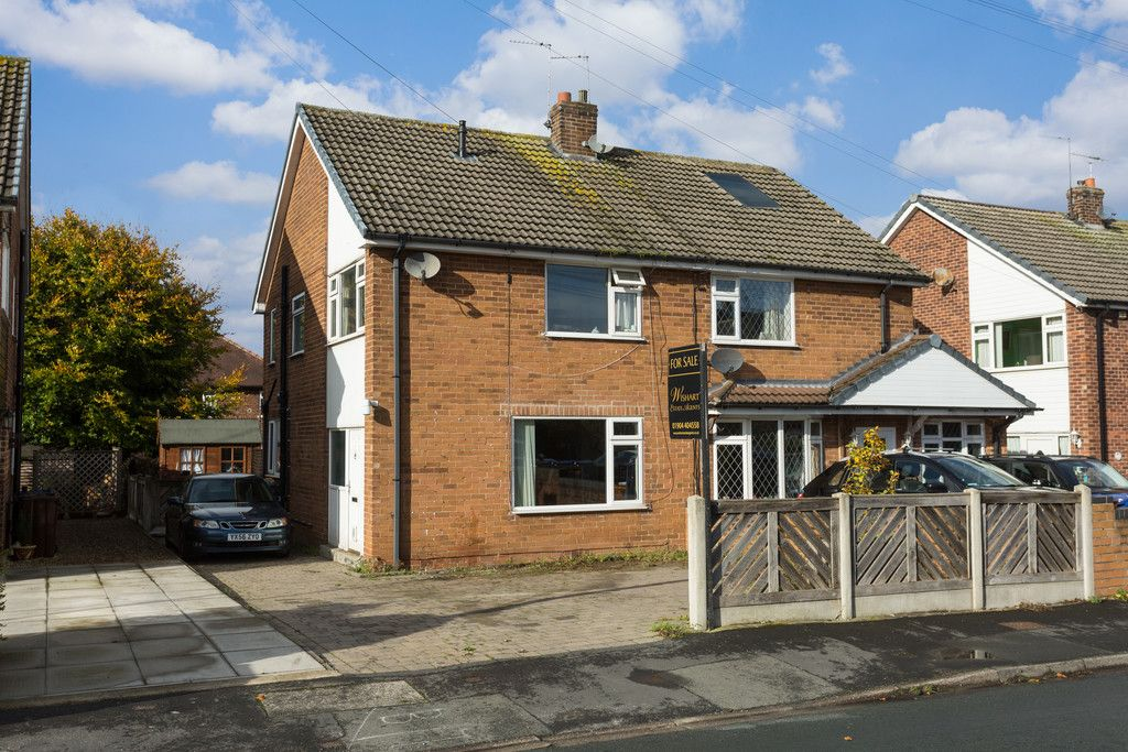3 bed house for sale in Marlborough Avenue, Tadcaster, LS24