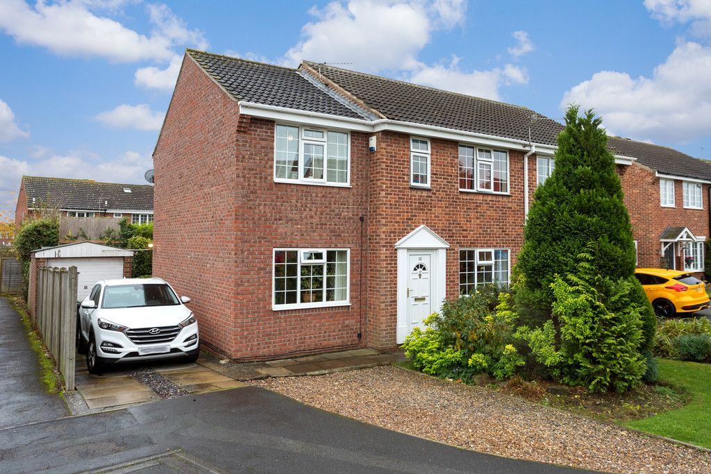 4 bed house for sale in Bellmans Croft, Copmanthorpe, York - Property Image 1