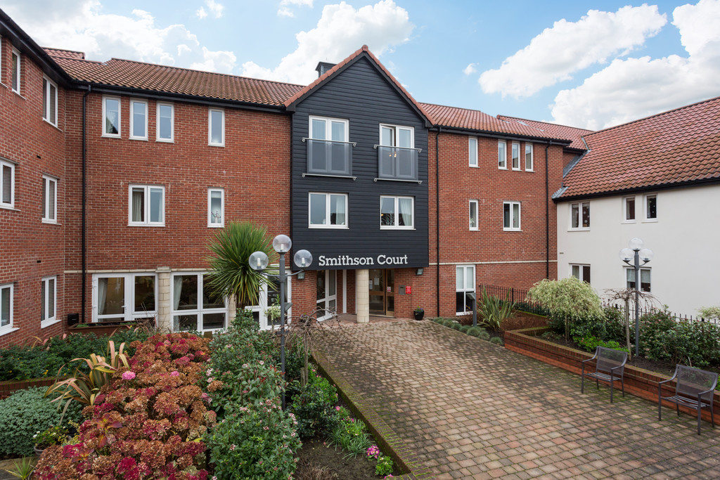1 bed flat for sale in Smithson Court, Top Lane, Copmanthorpe, York  - Property Image 1