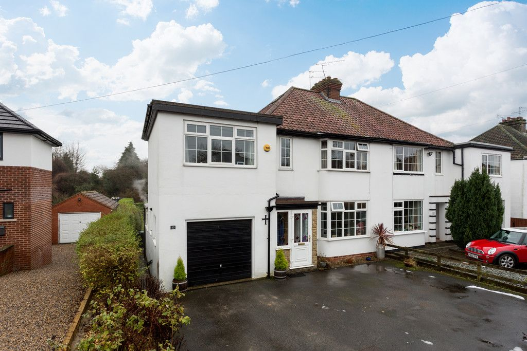 5 bed house for sale in Stutton Road, Tadcaster  - Property Image 1