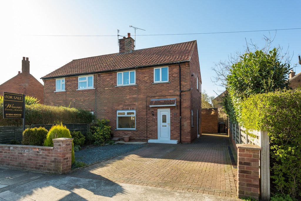 2 bed house for sale in Horseman Drive, Copmanthorpe, York, YO23