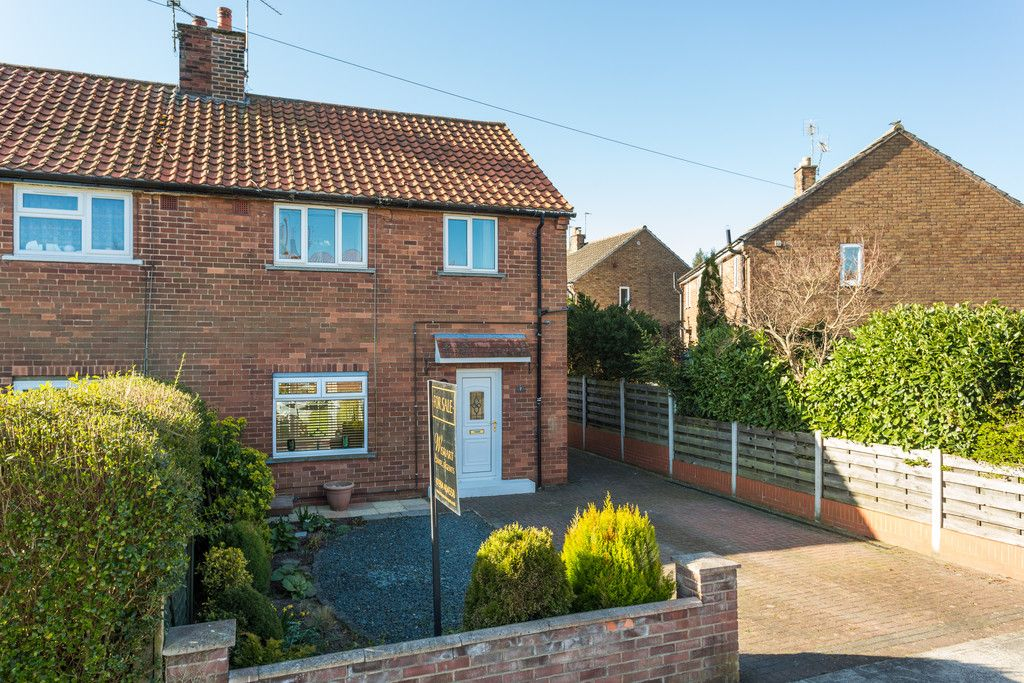 2 bed house for sale in Horseman Drive, Copmanthorpe, York 10