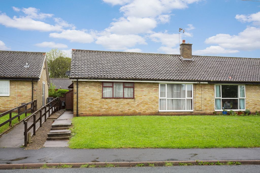 2 bed bungalow for sale in Fir Tree Crescent, Tadcaster, LS24