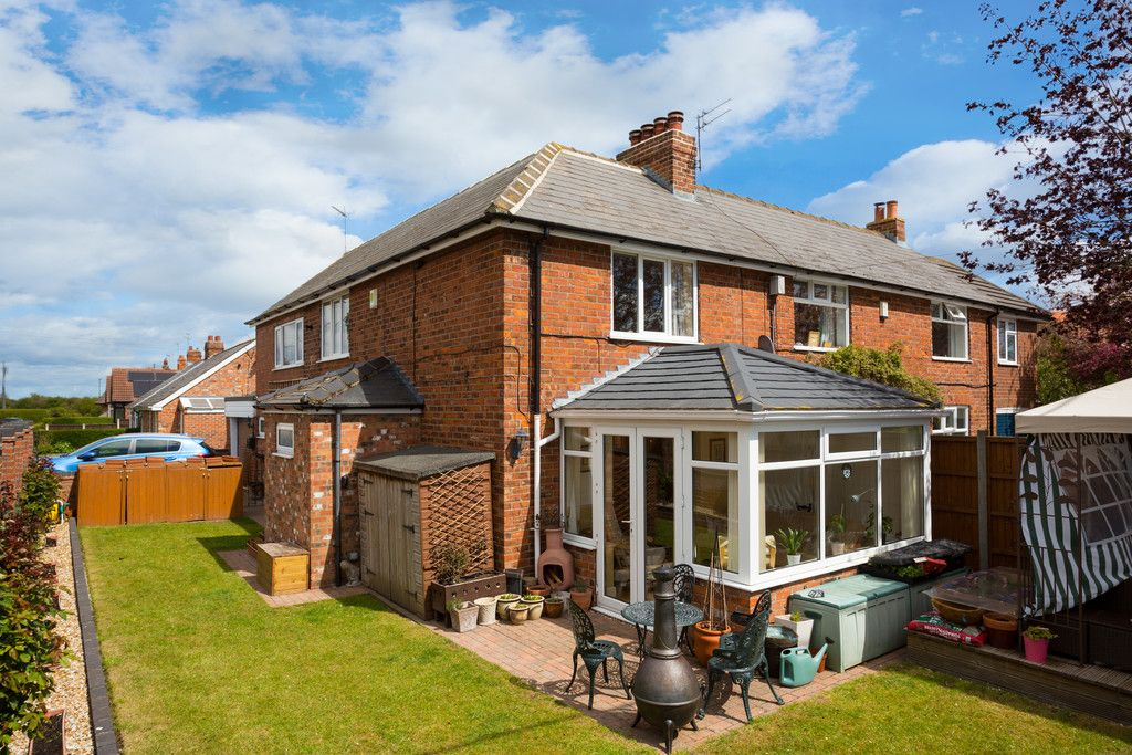 3 bed house for sale in Drome Road, Copmanthorpe, York, YO23