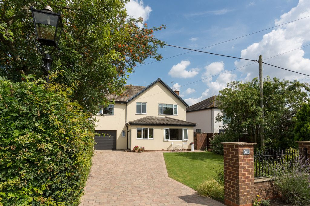 4 bed house for sale in Temple Lane, Copmanthorpe, York  - Property Image 1