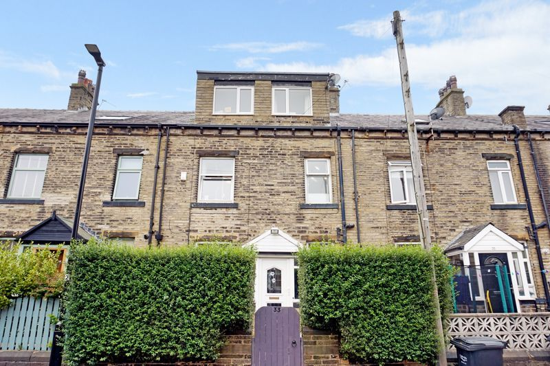 3 bed house for sale in Bell Hall Terrace, HX1