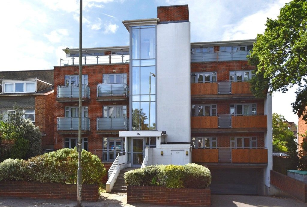 2 bed flat for sale in Ardleigh Court, 117 London Road, BR1