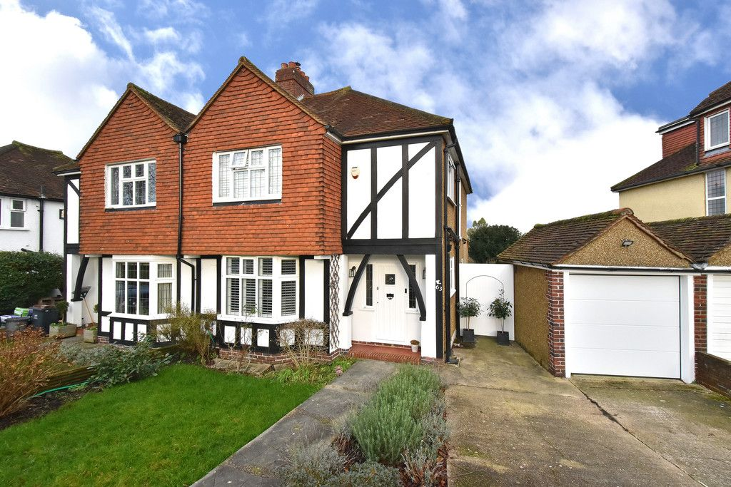 3 bed house for sale in Lakeside Drive, Bromley, BR2