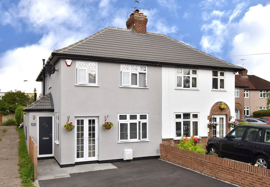 3 bed house for sale in Brookmead Close, Orpington, BR5