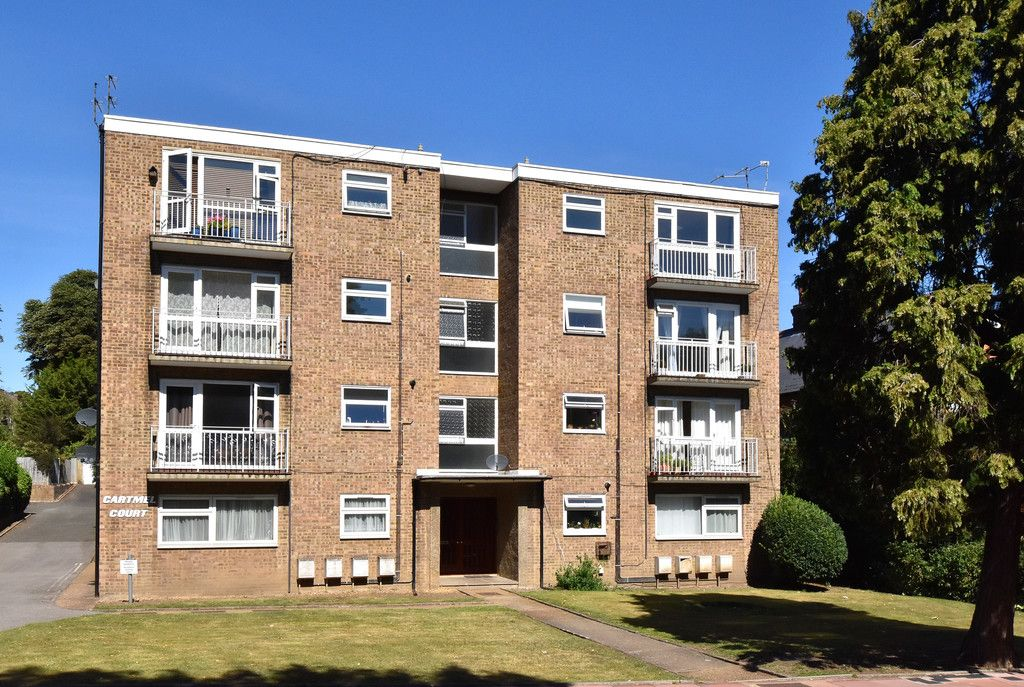 1 bed flat to rent in Shortlands Road, Bromley, BR2