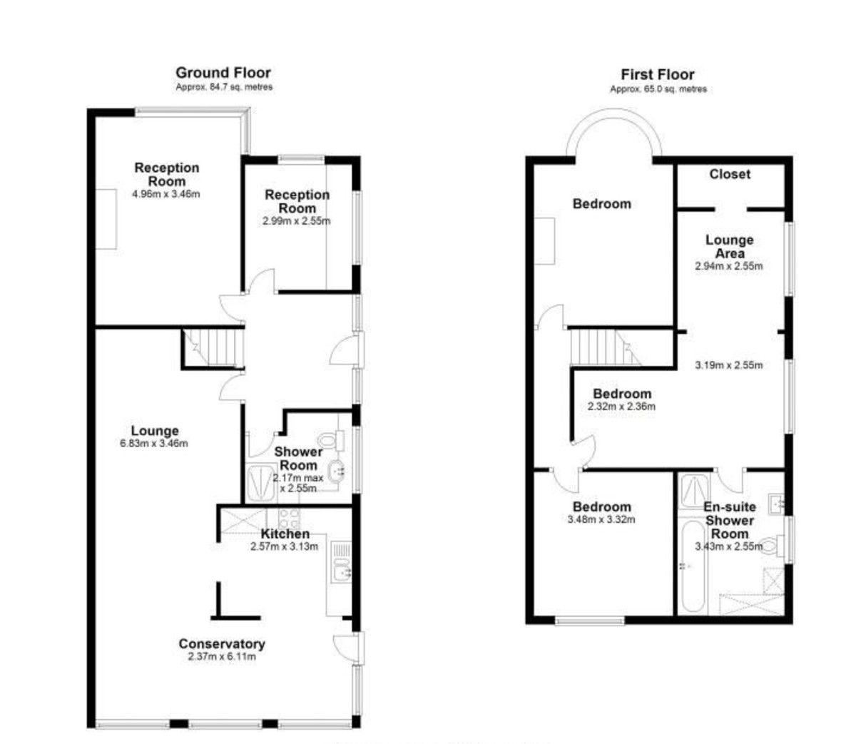 to rent in Room to rent in shared house - Property Floorplan