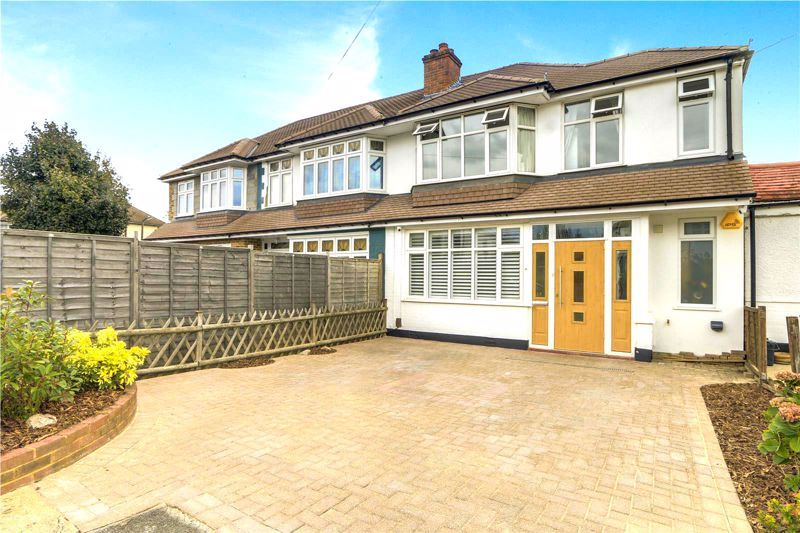 3 bed house for sale in Henley Avenue, SM3