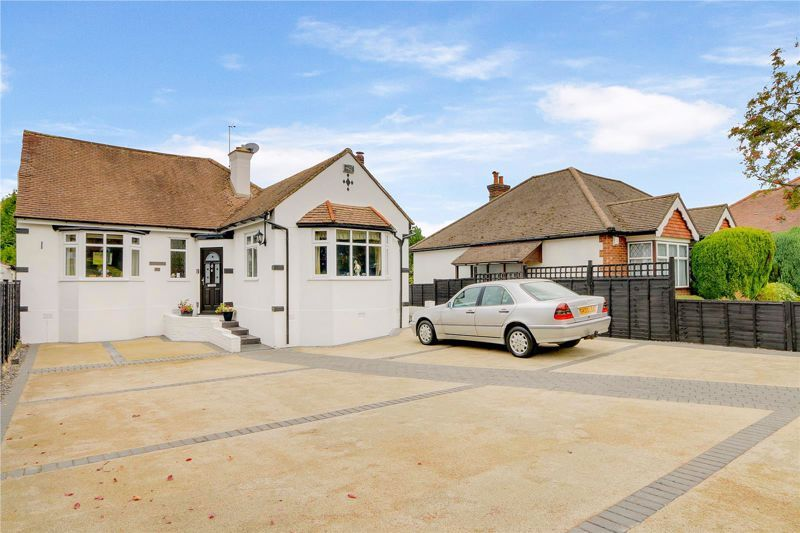 4 bed bungalow for sale in Nork Way, SM7