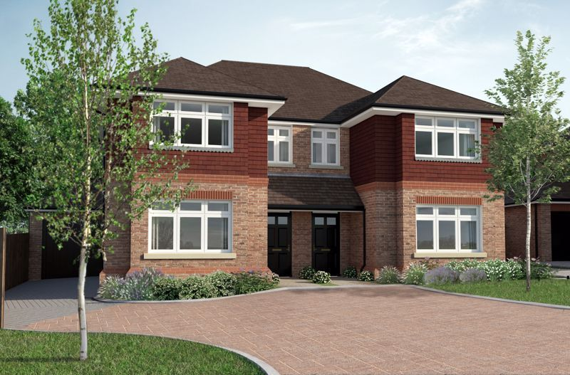 4 bed house for sale in Hornbeam Close 1