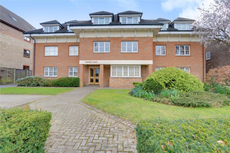 1 bed flat for sale in Grange Road, SM2