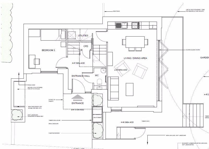 Plot for sale in Oaklands Gardens  - Property Image 6