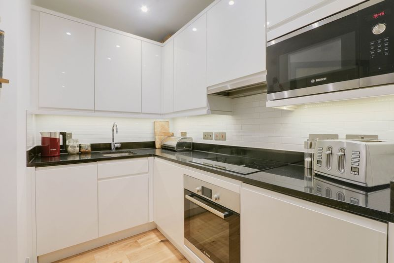 1 bed flat for sale in 57-59 South Street, KT18