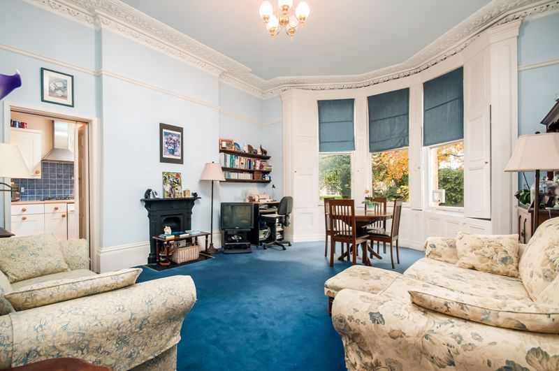 1 bed flat for sale in All Saints Road, BS8