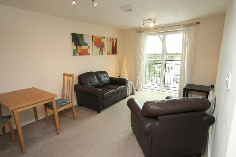 1 bed flat to rent in Squires Court, BS3