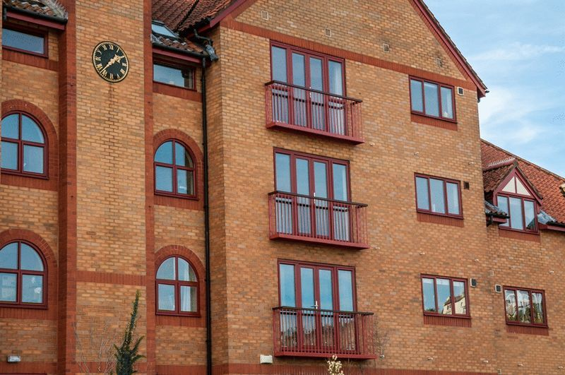 3 bed flat for sale in Portland Court, Cumberland Close, 13