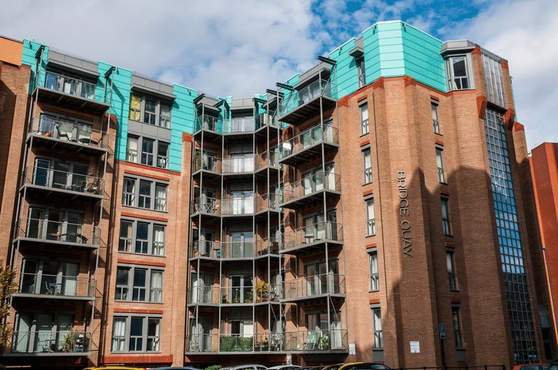 1 bed flat to rent in Redcliff Street 1