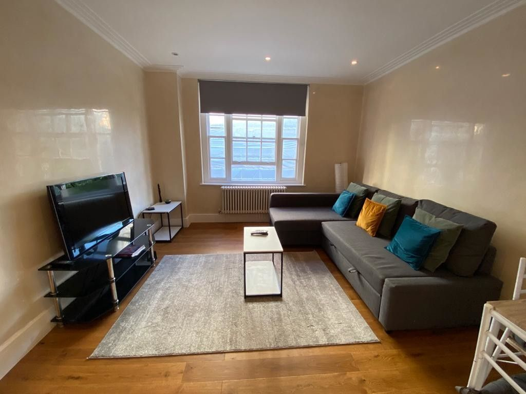1 bed flat to rent in Forset Court 2