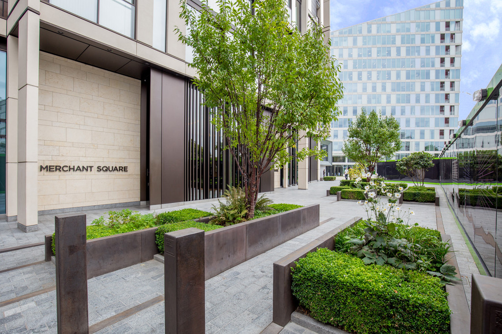 1 bed flat to rent in 3 Merchant Square, W2