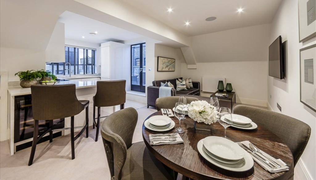 2 bed flat to rent in Palace Wharf Apartments, London  - Property Image 4