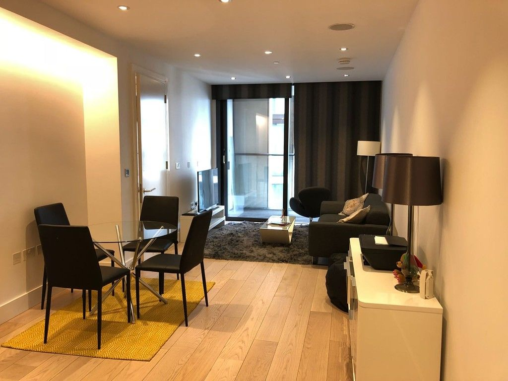 1 bed flat to rent in Merchant Square, London 1