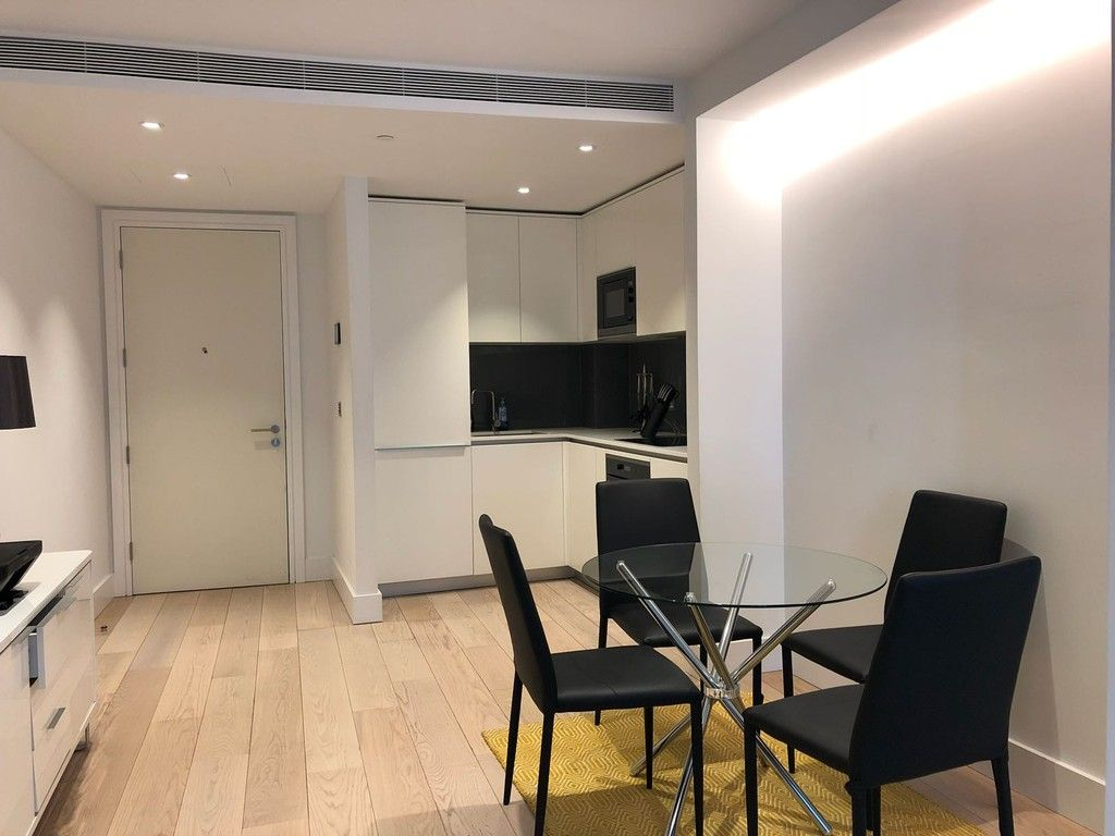 1 bed flat to rent in Merchant Square, London 2